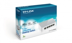 SWITCH TPLINK 5P 10/100 TL-SF1005D