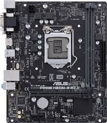 SCHEDA MADRE 1151 ASUS PRIME H310M-R R2.0 PART NUMBER: 90MB0YL0-M0ECY0